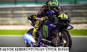 Faktor Keberuntungan untuk Rossi